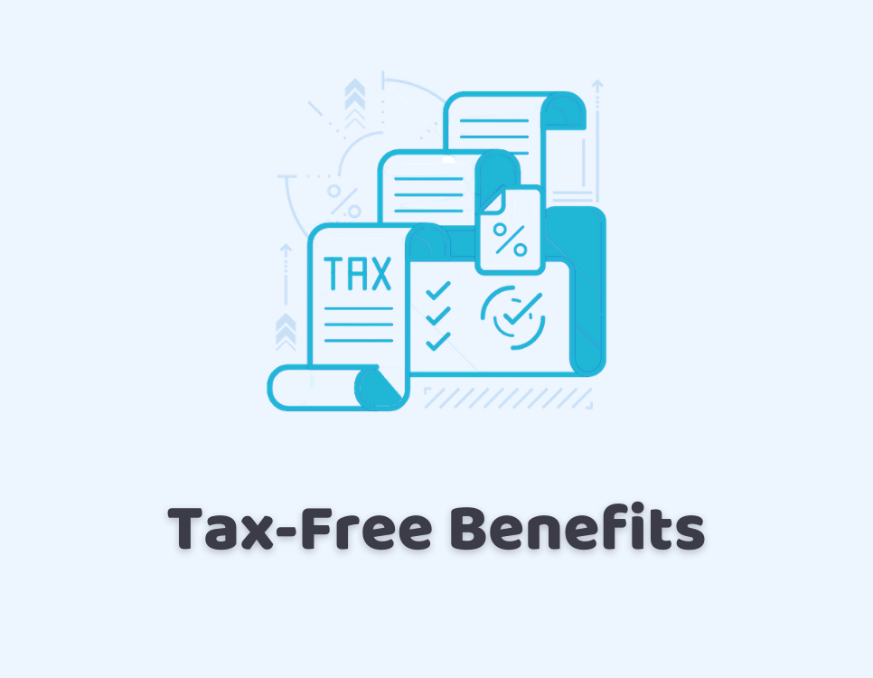 tax-free benefits
