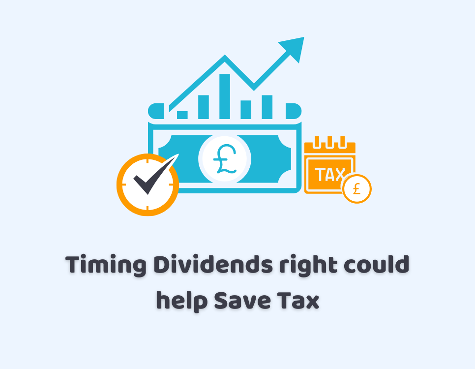 Tax Saving on Dividends