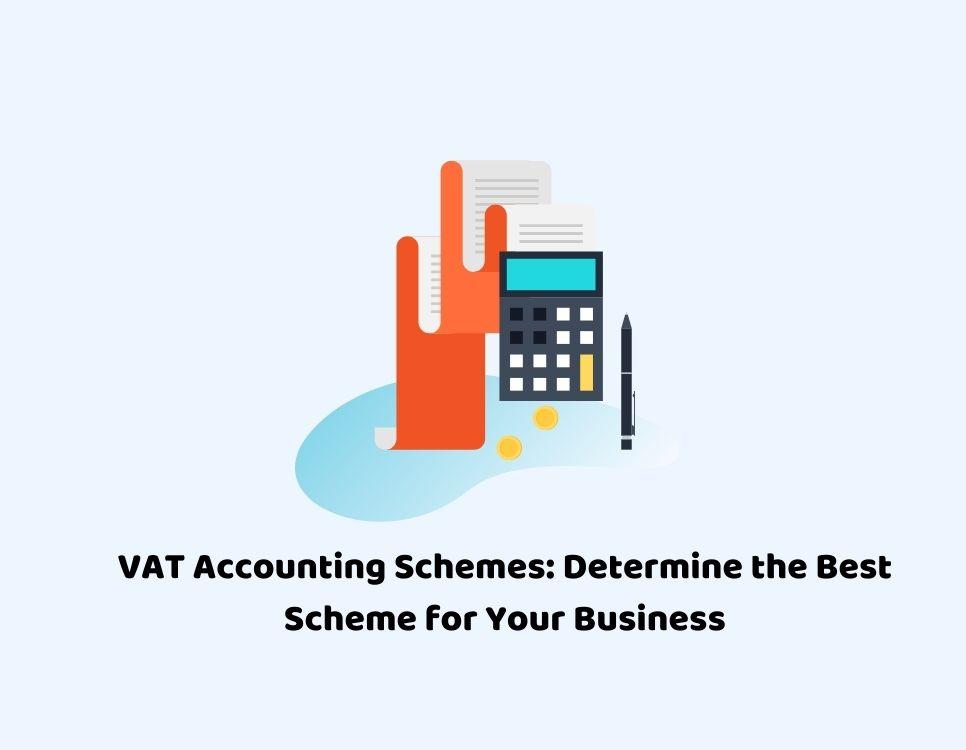 Relevant VAT accounting schemes