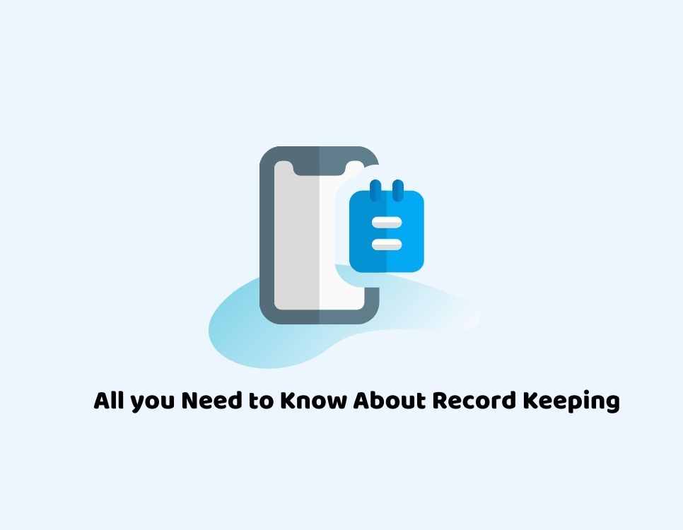 Why is record keeping important