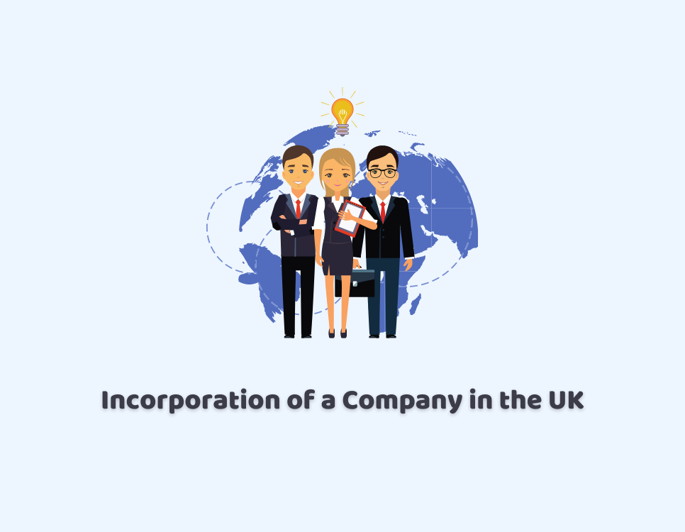 3 Ways Involved in Incorporation of A Company UK