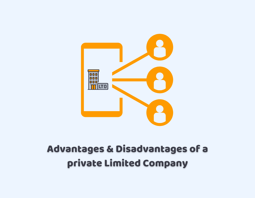 Advantages & Disadvantages of a private Limited Company