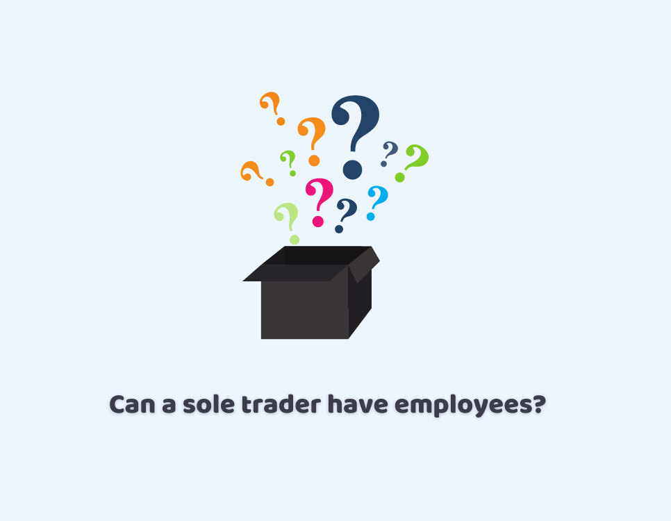 Can a Sole Trader have Employees?