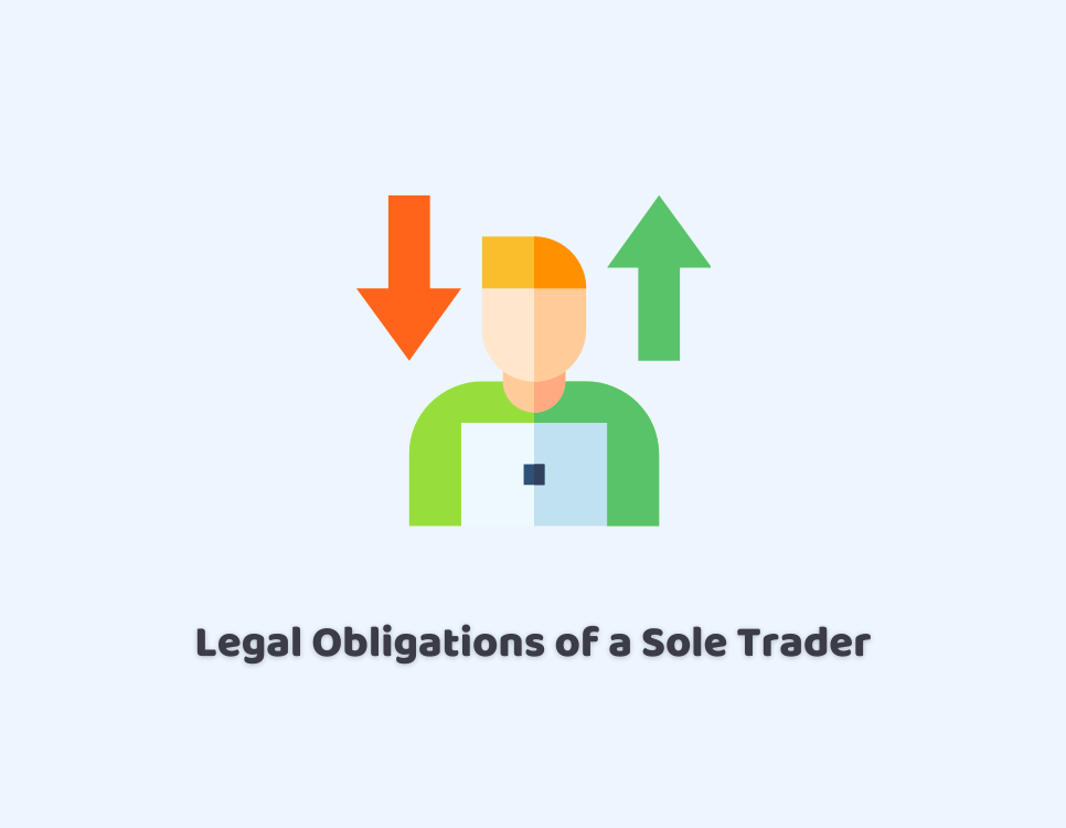 legal obligations of a sole trader
