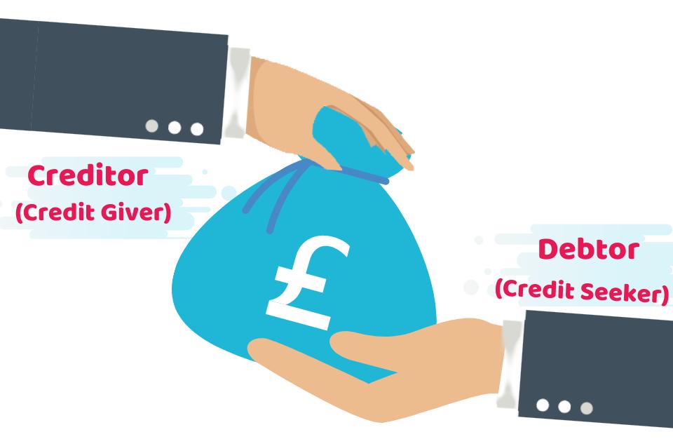 Creditor and Debtor