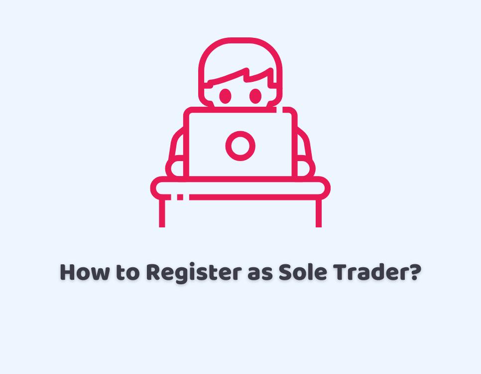 Register as Sole Trader