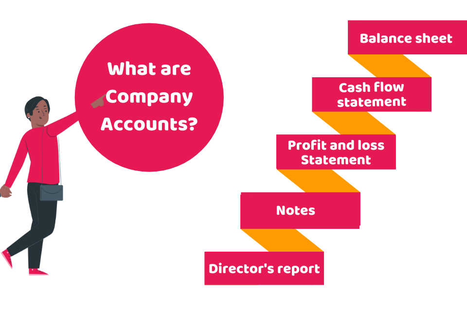 What are Company Accounts
